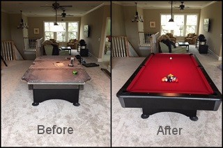 expert pool table repair in Lebanon content img2